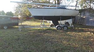 25 foot saddlemen sailboat for Sale in Benbrook, TX