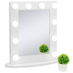 10 Dimmable LED Light, Wall Mounted Hollywood Makeup Vanity Mirror 🛳SHIPPING ONLY📦 for Sale in Fremont,  CA