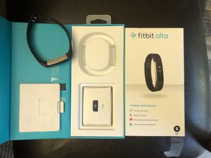 Fitbit Alta fitness watch size small - like new for Sale in Damascus, OR
