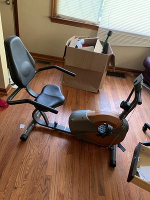 Exercise bike for Sale in Worth, IL