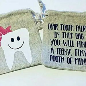 Custom tooth fairy bags for Sale in Portsmouth, VA