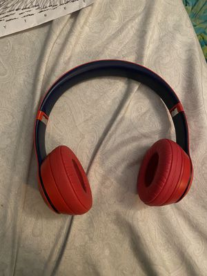 Beats solo wireless 3 headphones for Sale in Falls Church, VA