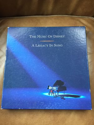 The Music of Disney CD box collection for Sale in Portland, OR