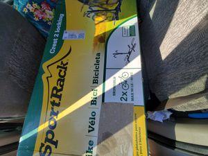 Bike rack sportrack for Sale in Modesto, CA