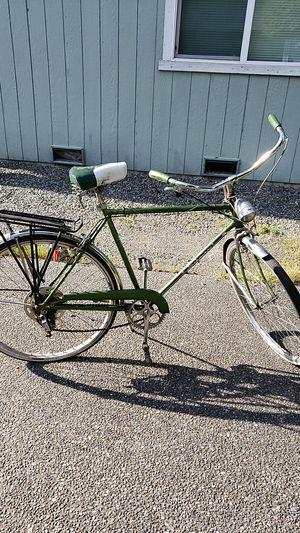 Vintage Men's Schwinn Cruiser Bike 1963 Collegian for Sale in Lynnwood, WA