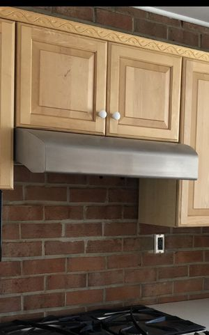 "GE Profile™ Series 30"" High Performance Range Hood for Sale in Rockville, MD"
