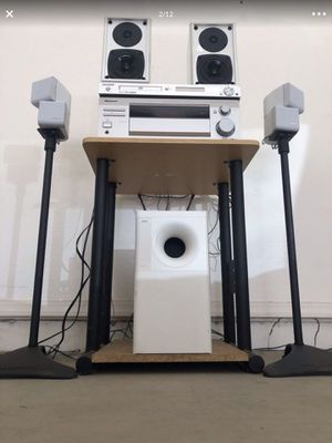 Bose and Pioneer High Quality Sound Stereo for Sale in Phoenix, AZ