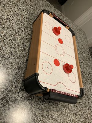 Protocol Tabletop Air Hockey Table Game for Sale in Riverview, FL