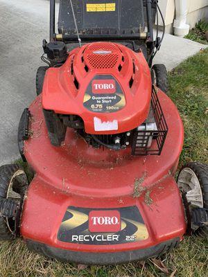Toro Lawn Mower for Sale in Bremerton, WA