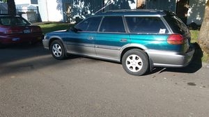 1998 Subaru legacy outback all wheel drive automatic 194 k runs and drives great Ice Cold Air conditioning tags good until 8 of 21 for Sale in Portland, OR