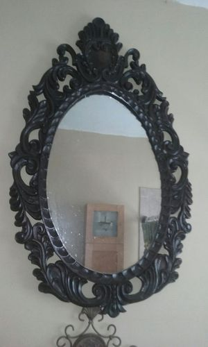 Antique Wooden Mirror for Sale in Coral Gables, FL