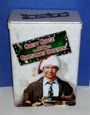 Rare CHRISTMAS VACATION Collectible Tin Chevy Chase for Sale in Silver Spring, MD