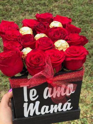 Cajas de rosas para san valentin for Sale in Brownsville, TX