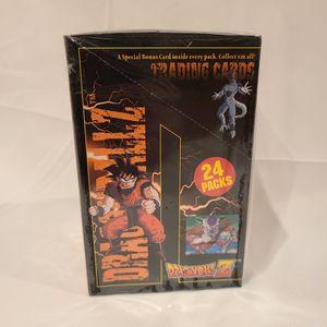 Dragonball Z Cards Series 3 Booster Box Sealed for Sale in Medford, NJ