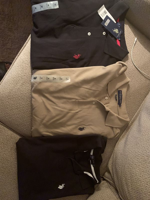 Brand new never wore Polo shirts