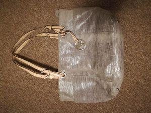 Gray faux snakeskin Micheal Kors Handbag for Sale in Columbus, OH
