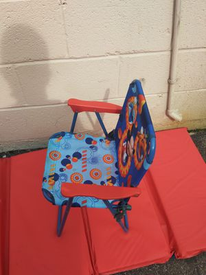 Mike mouse kid's folding chair for Sale in Washington, DC