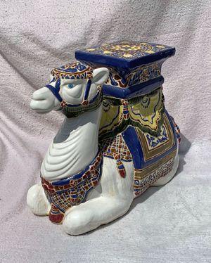 Antique porcelain camel for Sale in Sterling, VA