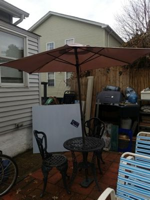 Outdoors patio furniture for Sale in Belleville, NJ