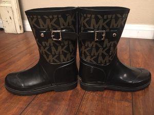 Women's rain boots 6.5/7 for Sale in Fontana, CA