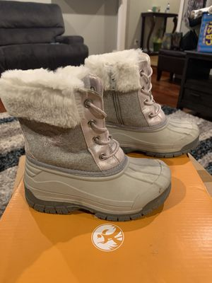 Toddler Snow Boots for Sale in Ontario, CA