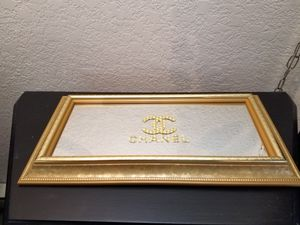 Mirror purfume holder for Sale in Tualatin, OR