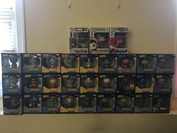 Pop & Dorbz collection (30)