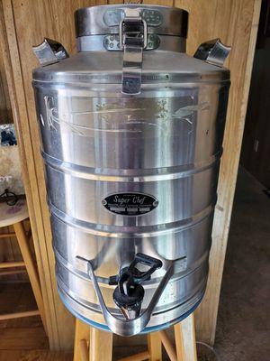 5 Gallon Insulated Hot / Cold Dispenser for Sale in SKOK, WA