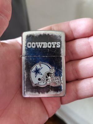 Dallas Cowboys Zippo for Sale in Lodi, CA