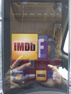 Kindle tablet for Sale in Grand Rapids, MI