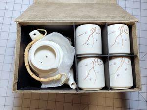 Teapot set for Sale in San Jose, CA