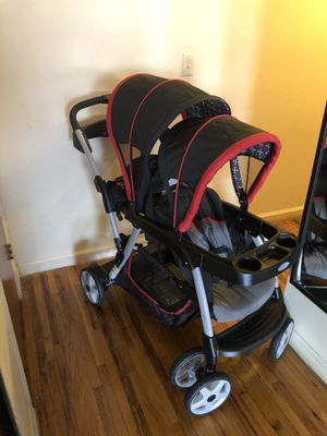 """Graco double stroller """"Ready2grow"""" for Sale in Franklin Township, NJ"""