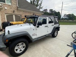 2014 Jeep Wrangler for Sale in Buford, GA
