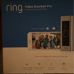 Ring! Video doorbell pro for Sale in Fort Lauderdale,  FL