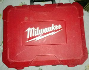 "📌Milwaukee📌 M18™ Cordless, REDLithium1/2""& 1/4""Compact Drill/w Case for Sale in Hannibal, MO"