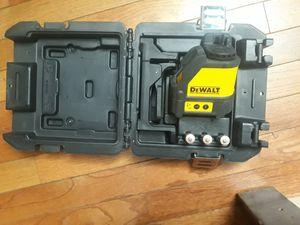 Dewalt Laser leveler for Sale in Union City, CA