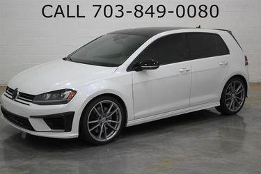 2017 Volkswagen Golf R for Sale in Fairfax,  VA