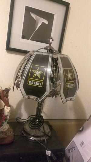 Decorative electric lamp for Sale in Tacoma, WA