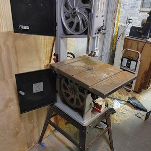 "Craftsman 12"" Bandsaw for Sale in Piscataway, NJ"