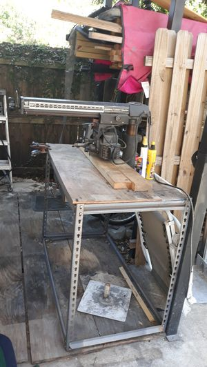 Arm saw works great for Sale in Tampa, FL