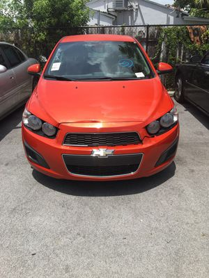2013 Chevy Sonic LT for Sale in Fort Lauderdale, FL