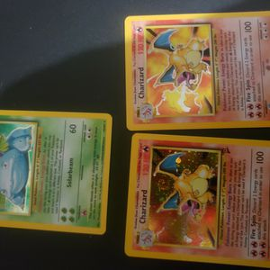 Charizards And Venasaurs. Psa Ready for Sale in Bridgeport, CT