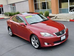 2009 Lexus IS for Sale in Sacramento, CA