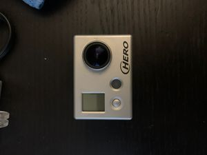 GoPro HD Hero with all the extras for Sale in Escondido, CA