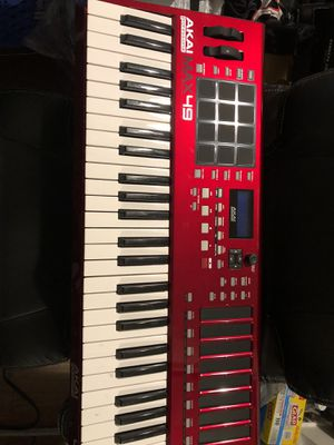 Music Keyboard Piano MPC Production $700 Take it today for Sale in Los Angeles, CA