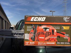 Echo Chainsaw CS352 for Sale in Avondale, AZ