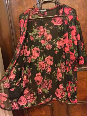 Floral cardigan for Sale in Pittsburgh, PA
