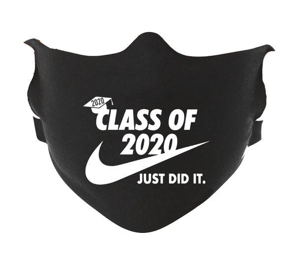 Graduates 2020 Face Mask