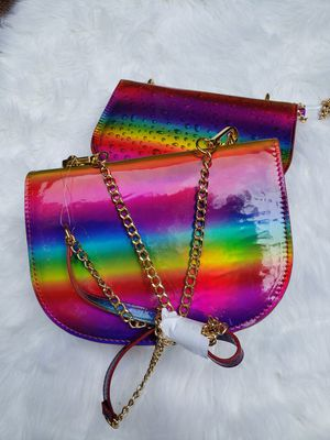 Multi colored bag for Sale in Brentwood, MD