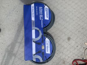Pressure Washer Hose 50 ft New 3600 psi for Sale in Las Vegas, NV